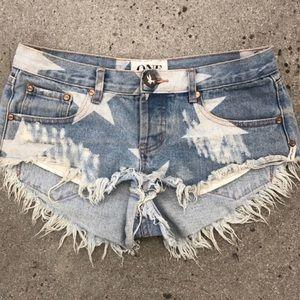 Star Bonito shorts